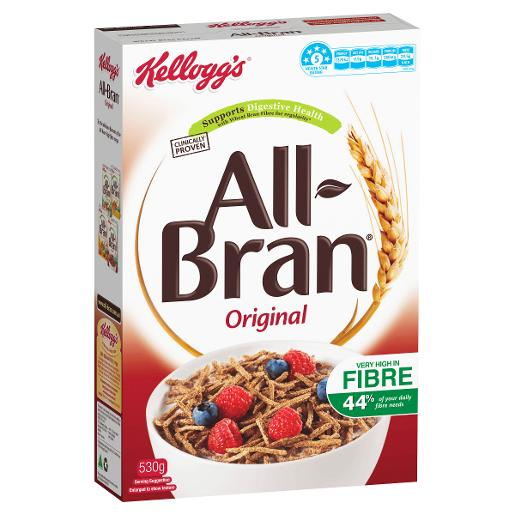 ALL BRAN ORIGINAL 530GM