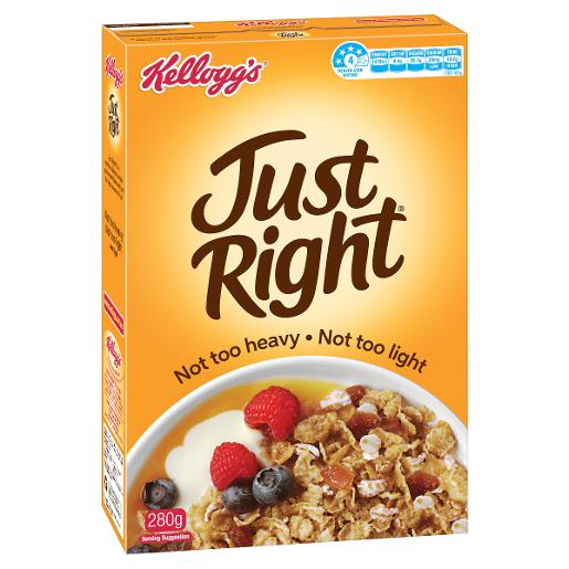 JUST RIGHT ORIGINAL 280GM