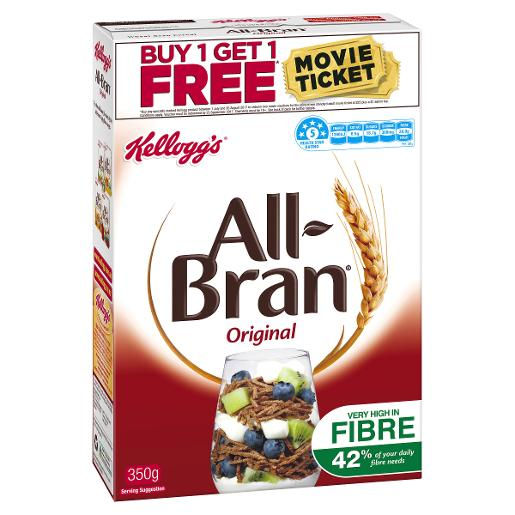 ALL BRAN ORIGINAL 350GM