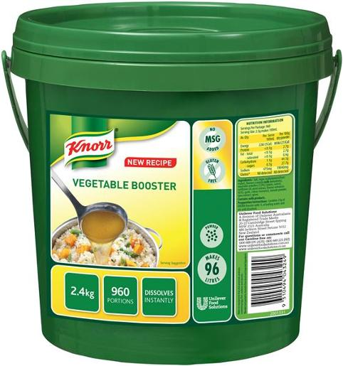 BOOSTER VEGETABLE 2.4KG
