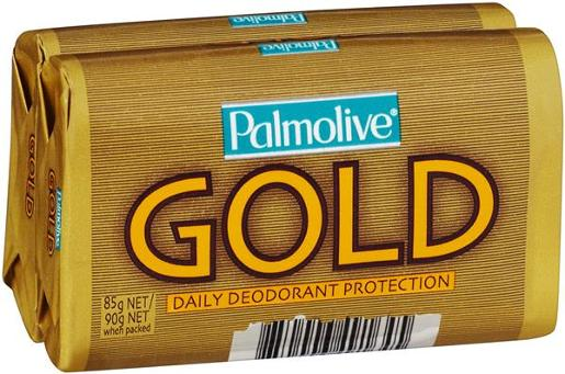 SOAP GOLD 2 PACK 90GM