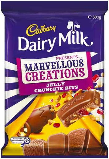 MARVELLOUS CREATIONS JELLY CRUNCH 300GM