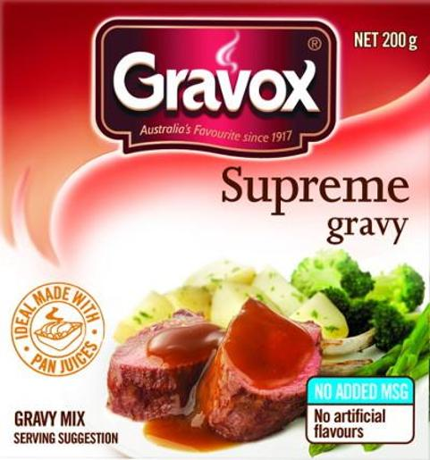 GRAVY POWDER SUPREME 200GM
