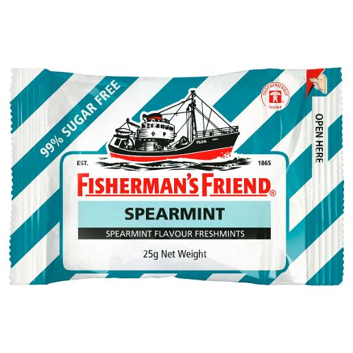 SPEARMINT LOZENGES 25GM