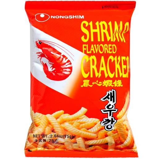 SHRIMP CRACKERS 75GM