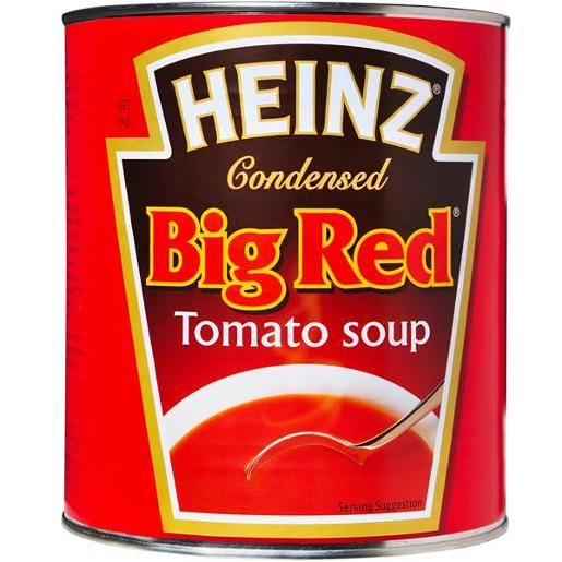 SOUP BIG RED TOMATO 3KG