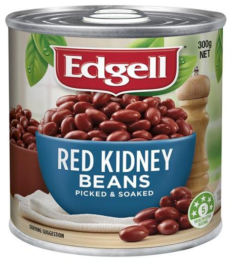 RED KIDNEY BEANS 300GM