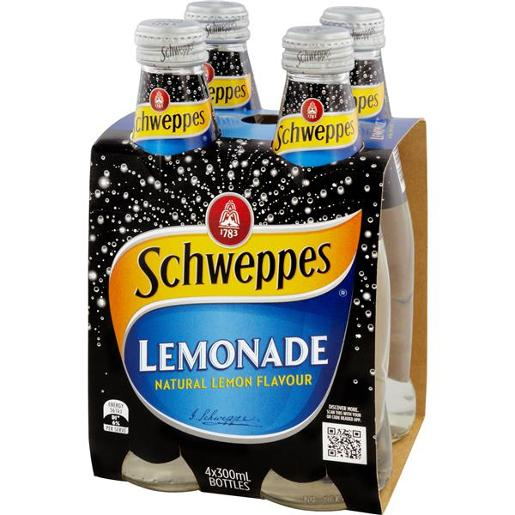 LEMONADE 4 PACK 300ML