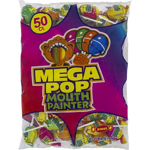 MEGA MOUTH POP 1.4KG