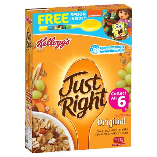 JUST RIGHT ORIGINAL 790GM