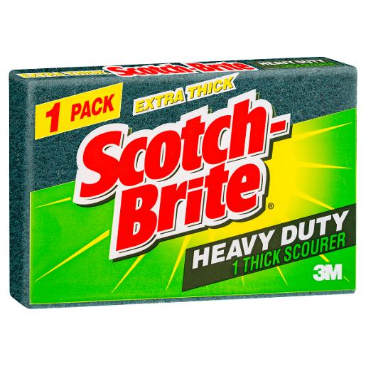 HEAVY DUTY THICK SCOURERS 1PK