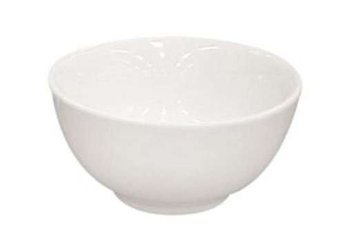 WHITE RICE BOWL 110MM