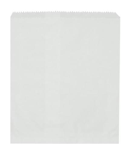 WHITE NO1 SQUARE PAPER BAG 500S