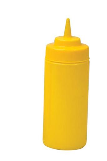 YELLOW SQUEEZE BOTTLE 1EA