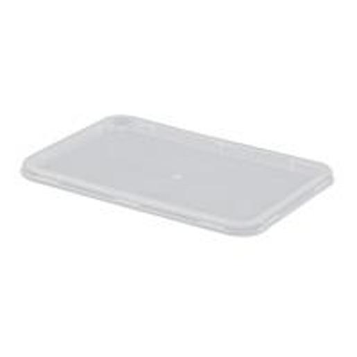 RECTANGLE CONTAINER LID 50S
