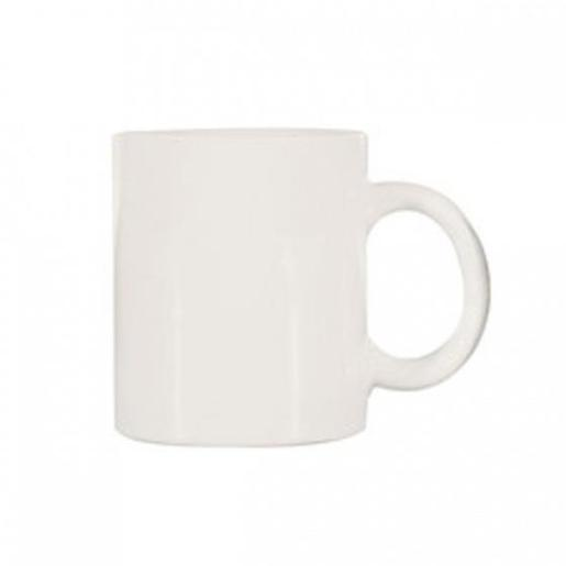 WHITE COFFEE MUG 1EA