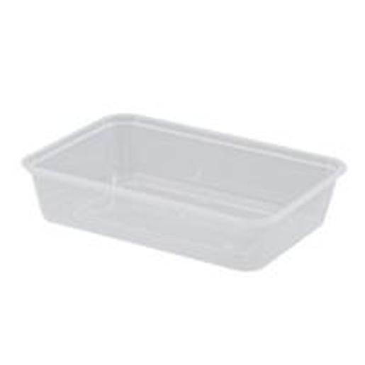 RECTANGLE CONTAINER 500ML 50S
