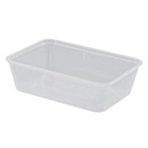 RECTANGLE CONTAINER 650ML 50S