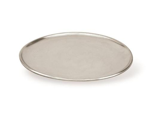 ALUMINIUM PIZZA PLATE 10IN