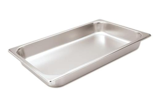 STAINLESS STEEL STEAM PAN 65MM