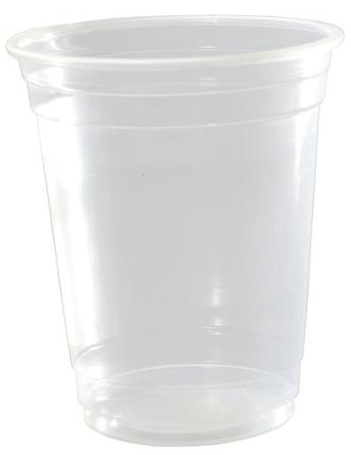 PLASTIC DRINKING CUPS 425ML 50S
