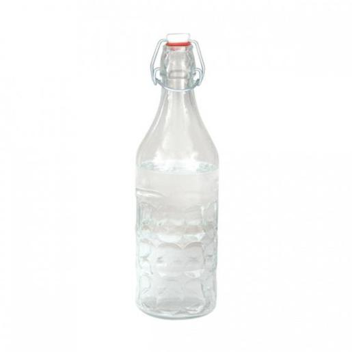 BOTTLE GLASS ROUND 1EA