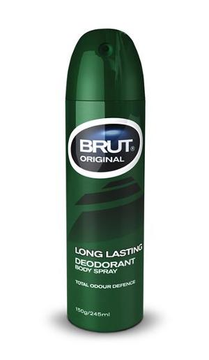 BODY SPRAY DEODORANT ORIGINAL 150GM