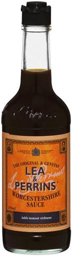 WORCESTERSHIRE SAUCE 290ML