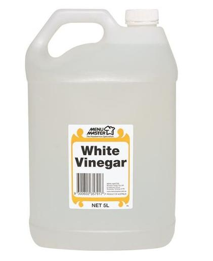 WHITE VINEGAR 5L