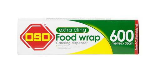 FOODWRAP EXTRA CLING 33MM X 6M