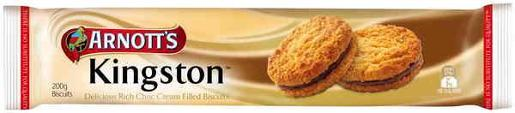 BISCUITS KINGSTON 200GM