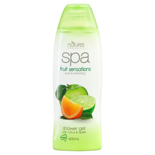 FRUIT SENSATION BODY WASH 400ML