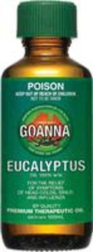 OIL EUCALYPTUS 100ML