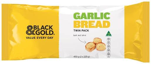 GARLIC BREAD 225GM