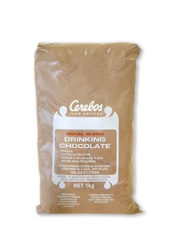 DRINKING CHOCOLATE FOOD SERVICE 1KG