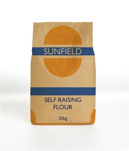 SELF RAISING FLOUR 25KG