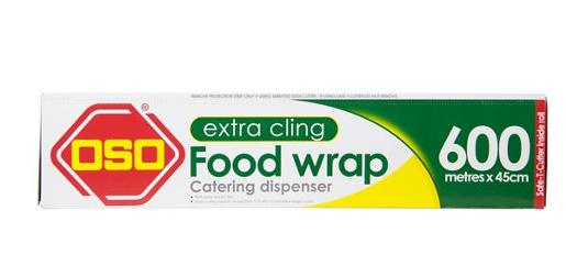 FOODWRAP EXTRA CLING 45MM X 6M 600M