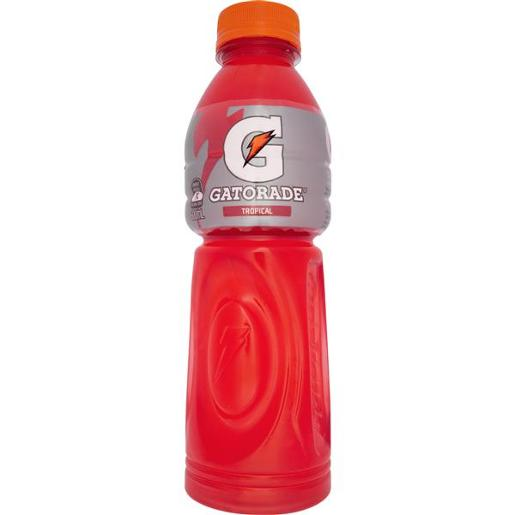 SPORTS DRINK TROPICAL FRUIT 600ML