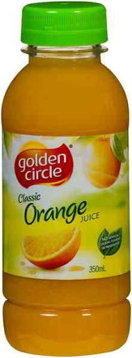 CLASSIC ORANGE JUICE 350ML