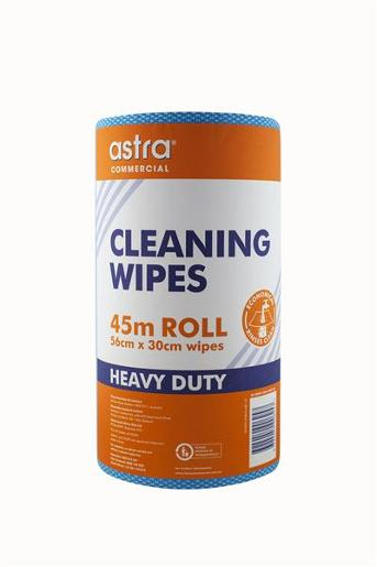 HEAVY DUTY CLEANING WIPES 45MT