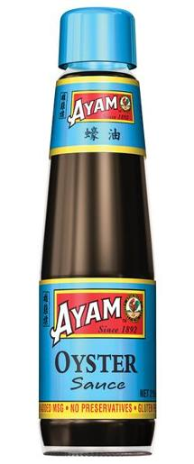 OYSTER SAUCE 210ML
