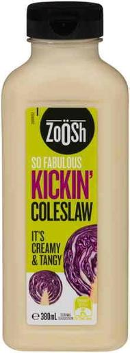 COLESLAW DRESSING 380ML
