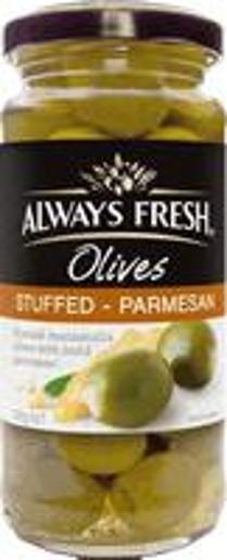 PARMESAN OLIVES 235GM