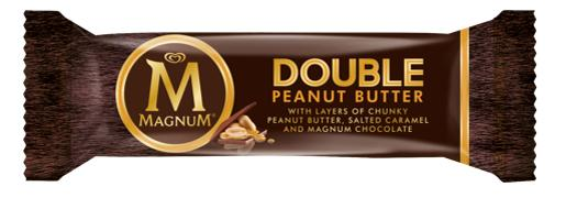 CLASSIC DOUBLE PEANUT BUTTER BAR 39GM