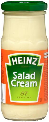 ENGLISH STYLE SALAD CREAM 250GM