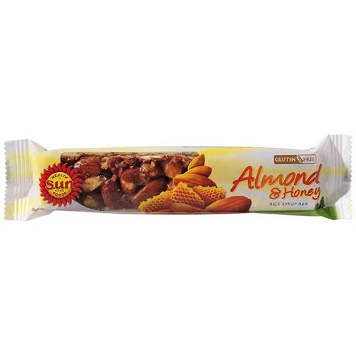 ALMOND AND HONEY BAR 35GM