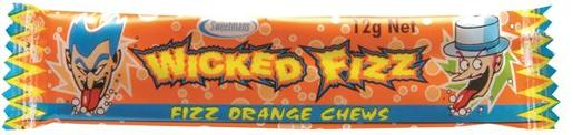 ORANGE CHEWS 12GM