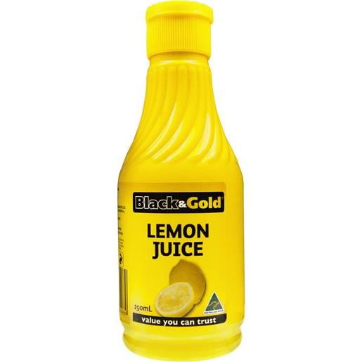 JUICE LEMON 250ML