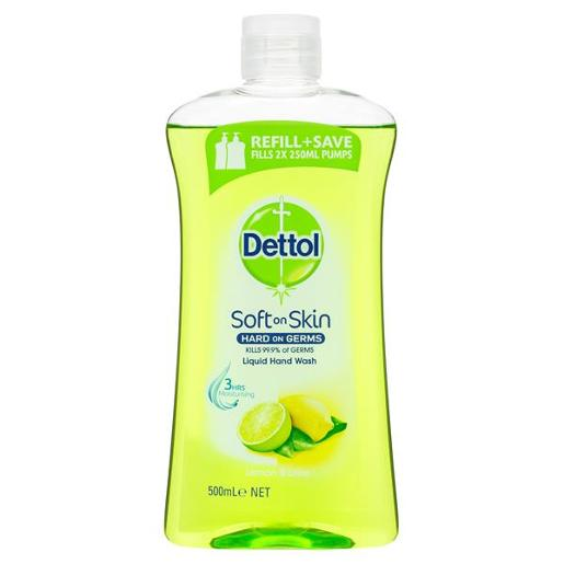 ANTI-BACTERIAL HAND WASH REFRESH REFILL 500ML