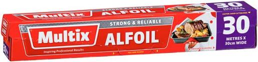 ALFOIL TRADTIONAL STRENGTH 30M